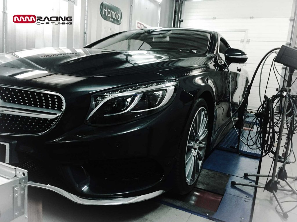 Mercedes S400 4MATIC 2016 - powered by MM RACING